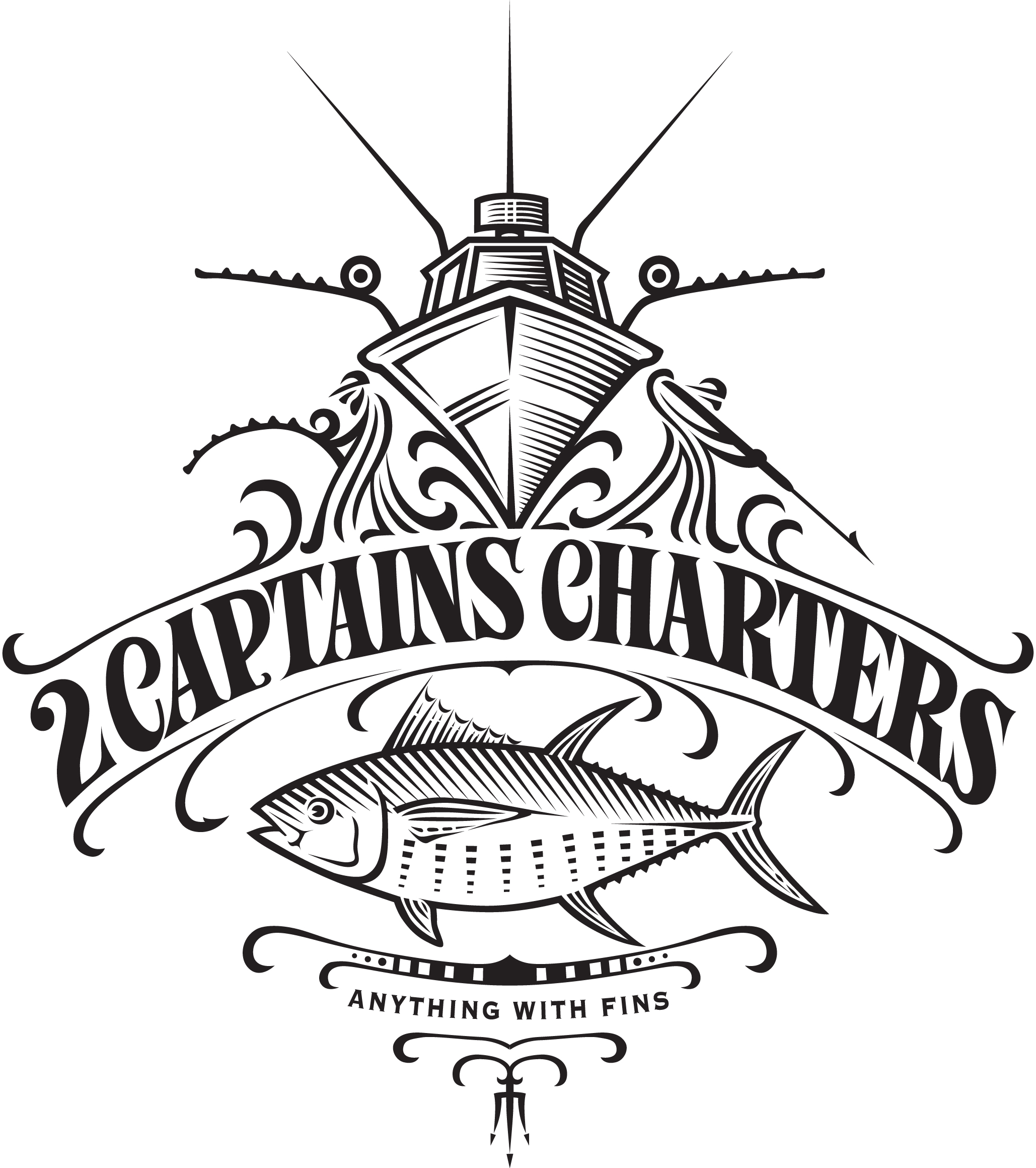 Two Captains Charters | Newburyport Fishing and Cruising