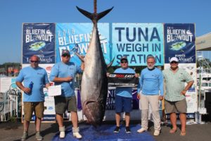 2019 bluefin blowout