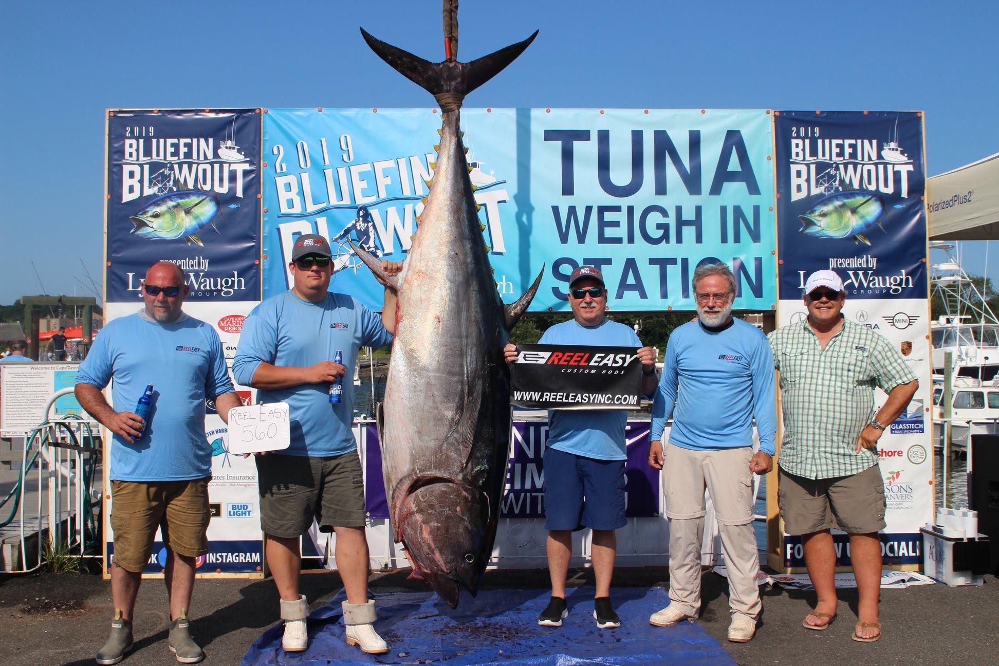 2019 bluefin blowout